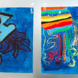 creativiteit schilderen